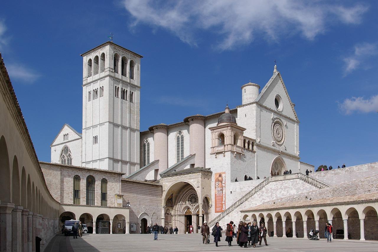 Podróż do Włoch