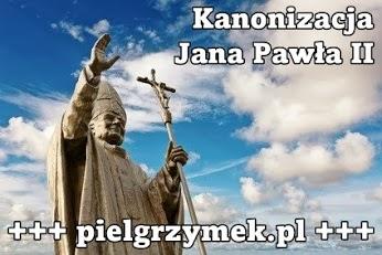 Pielgrzymka na kanonizacj� Jana Paw�a 2